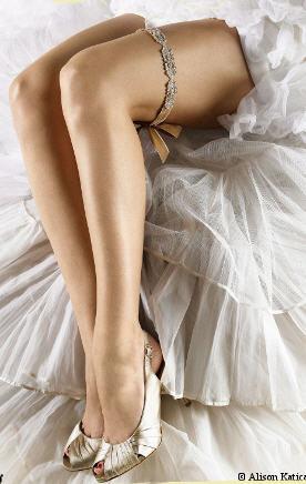 Свадебная подвязка | Вострикова Елена
