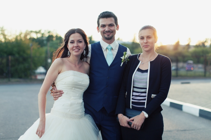 Свадебный помощник Елена Вострикова