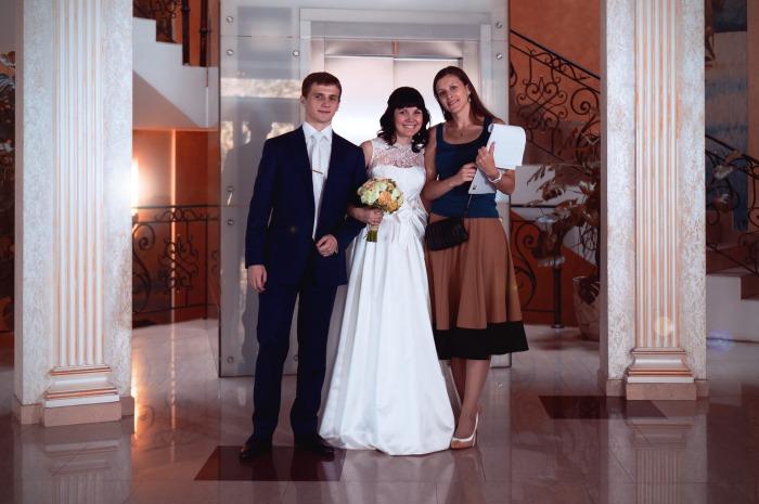 Свадебная Фея Вострикова Елена