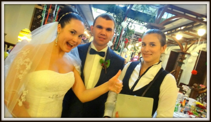 Помощь в организации свадьбы - агентство Елены Востриковой