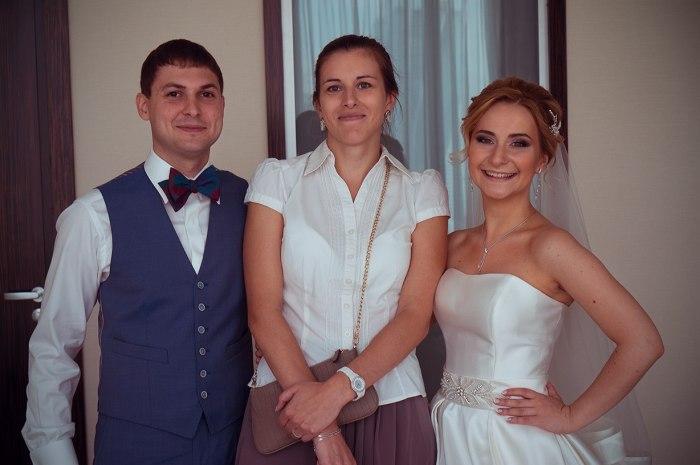 Организатор свадеб Вострикова Елена