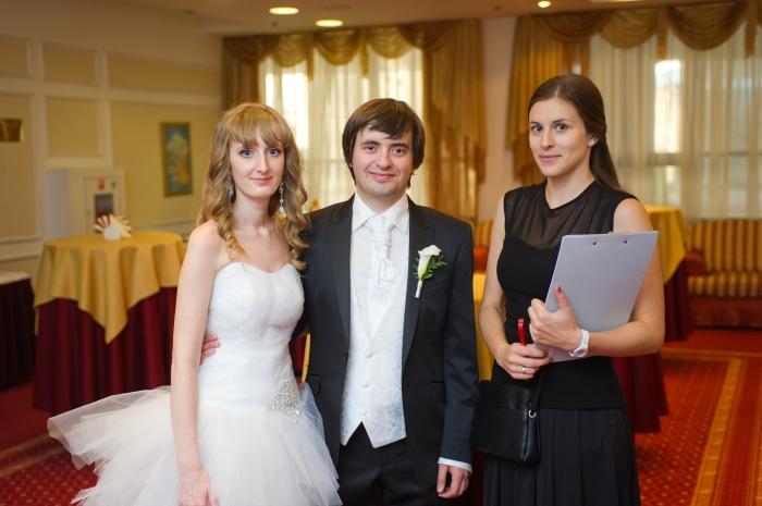 Распорядитель на свадьбу Елена Вострикова