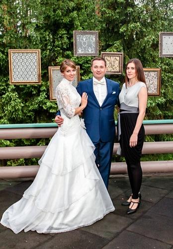 Свадебный организатор Елена Вострикова
