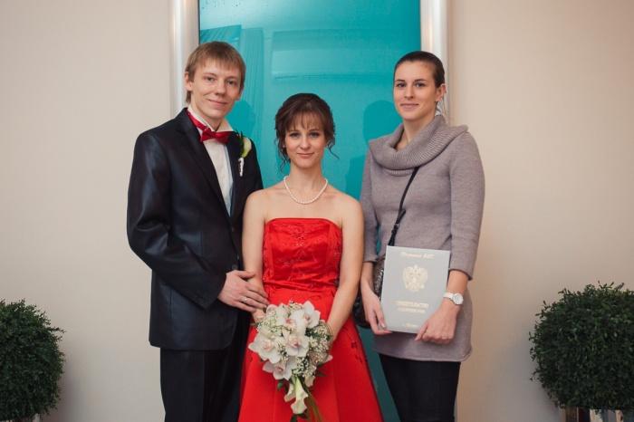 Свадебный распорядитель Вострикова Елена