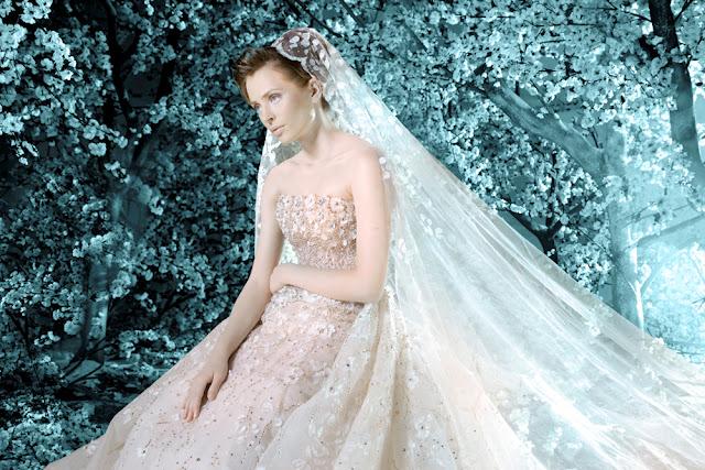 83cc98f189f82b0 Великолепная коллекция свадебных платьев 2012 года от филиппинского  дизайнера — Michael Cinco.