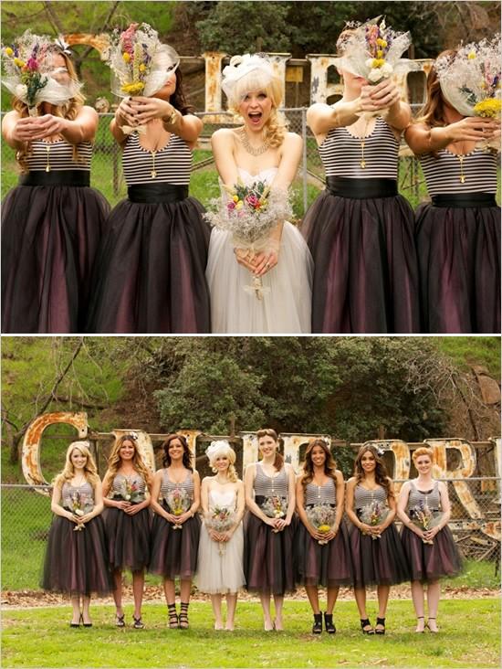 Фотографии под юбкой у невесты — photo 13