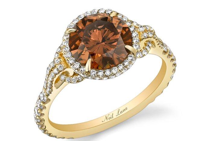 Помолвочное кольцо 2013