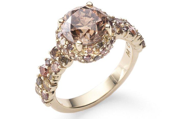 Помолвочные кольца 2013