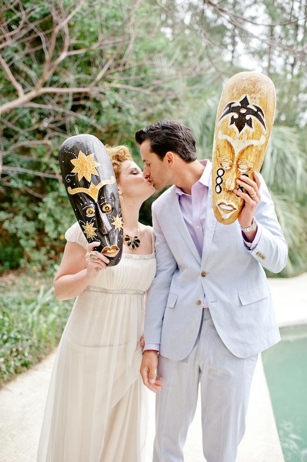 Свадебная фотосессия сафари