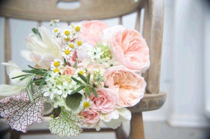 Очаровательный букет невесты