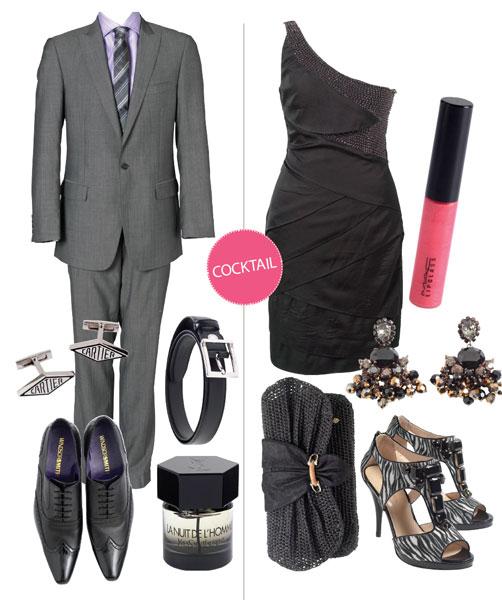 Полуформальный дресс-код на свадьбу