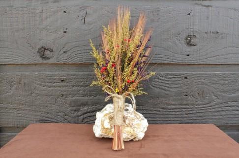 Осенний букет для невесты