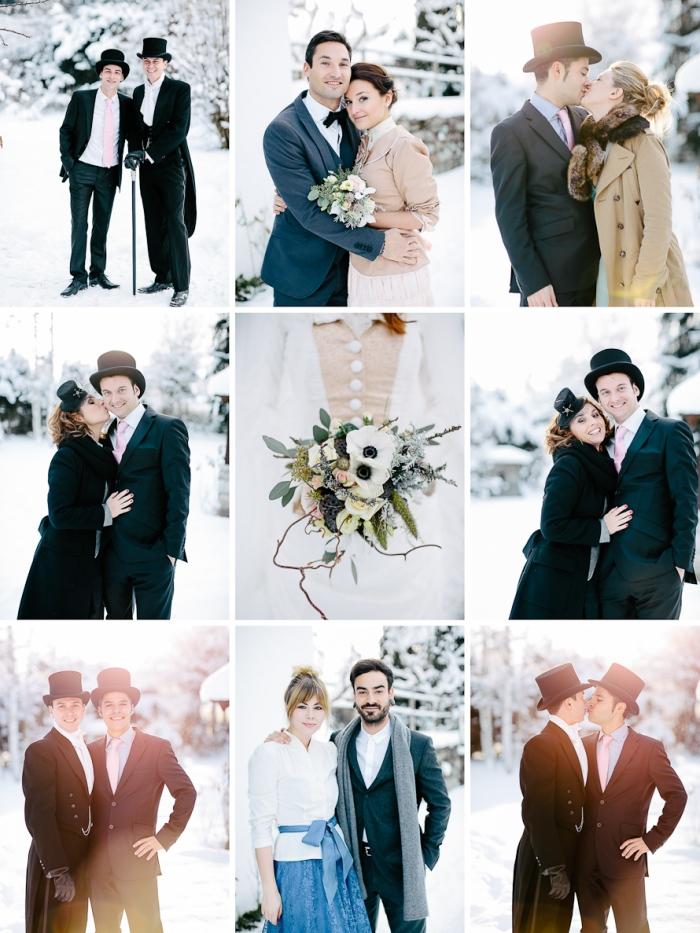 Портреты со свадьбы