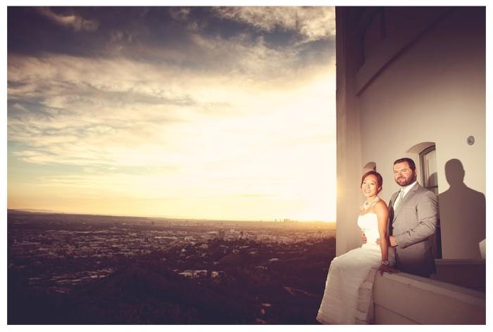 Свадьба на небесах