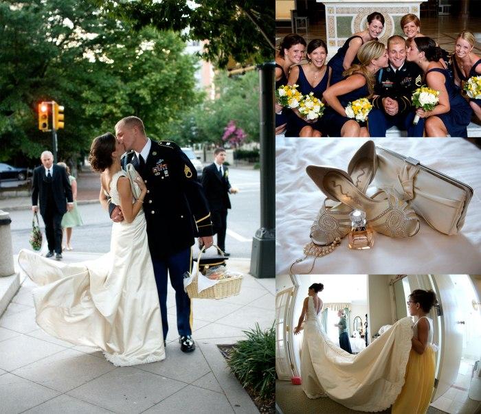 Военная свадьба
