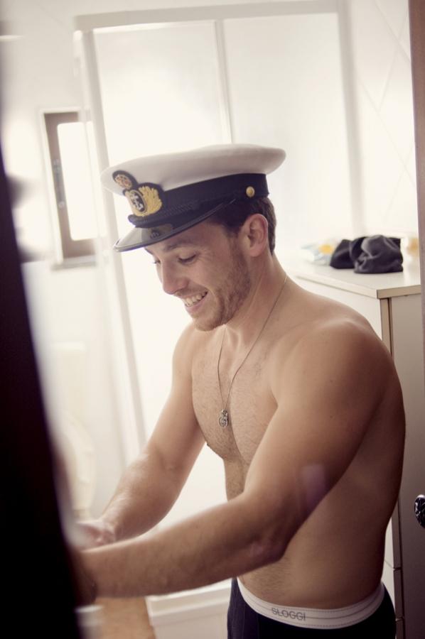 Жених капитан корабля