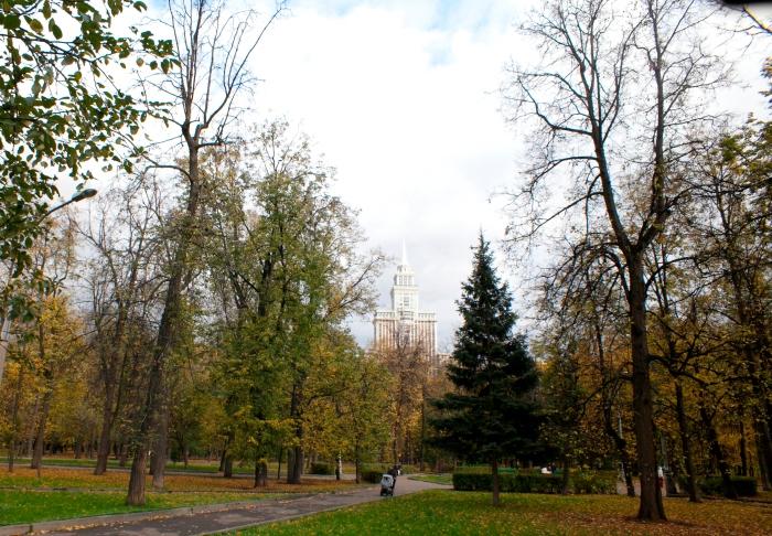 Ленинградский парк
