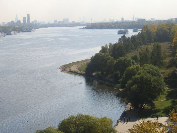 Парк Тушинский