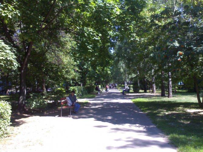 Парк Химкинский