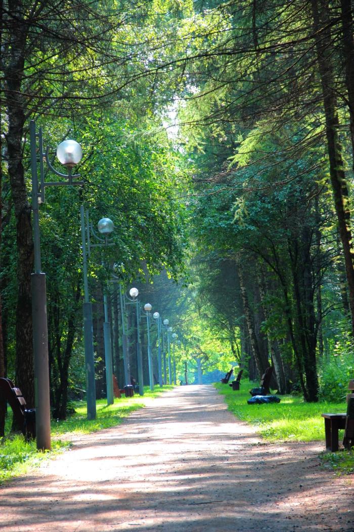Тропаревский парк