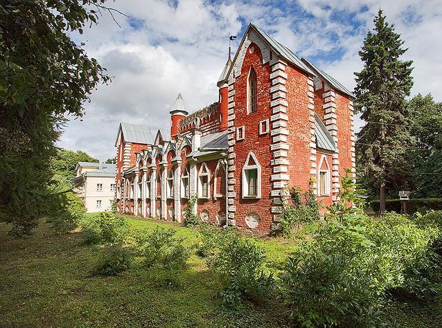 Дом церковнослужителей в Суханово