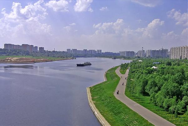 Парк имени 850-летия Москвы
