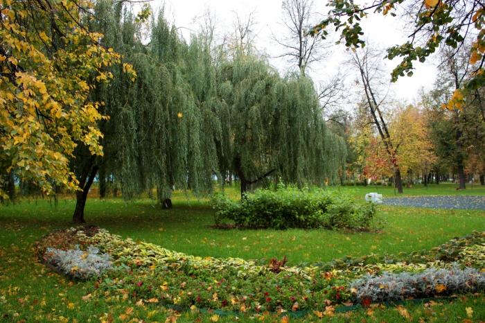 Парк Семеновский