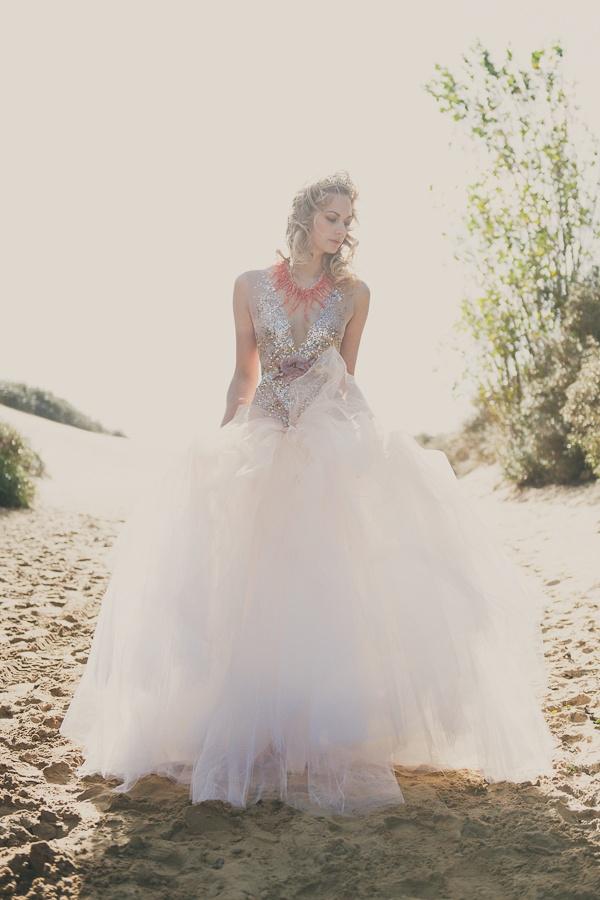 Невеста в образе морском