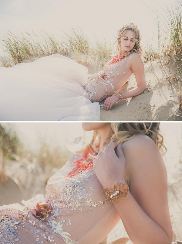 Русалочка - образ невесты