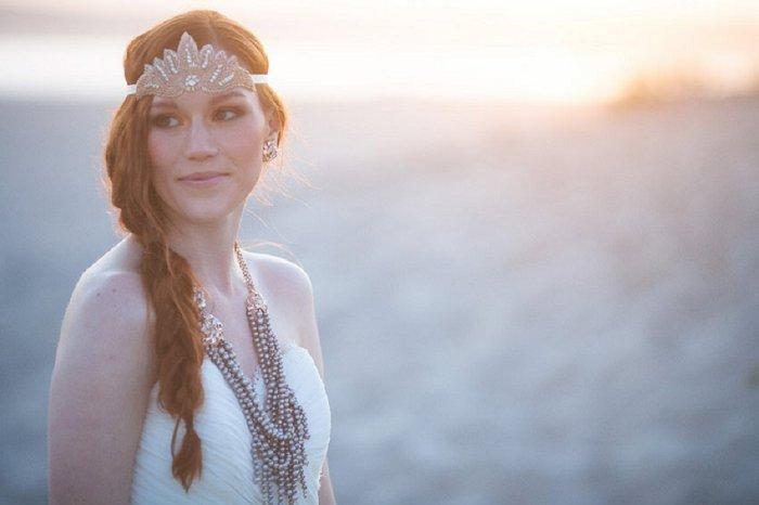 Стиль невесты - русалочка