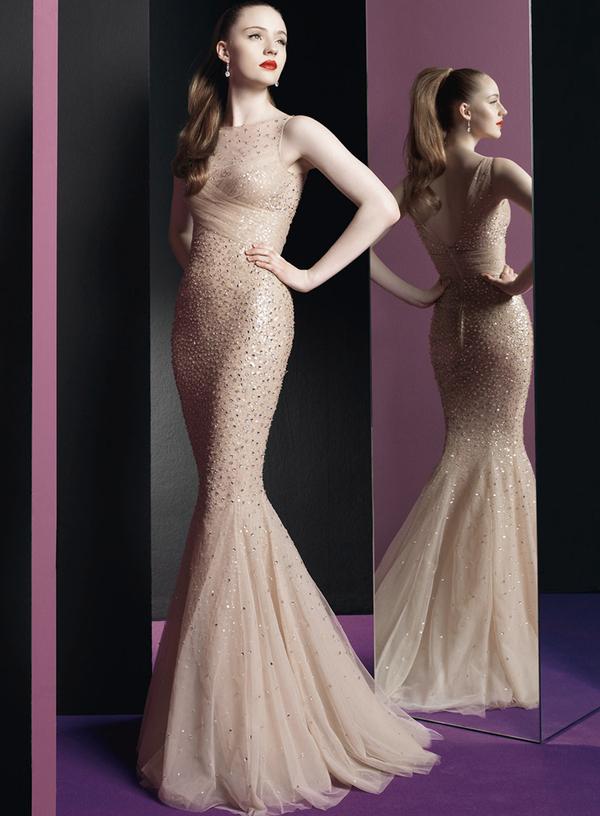 Платье для свадьбы - русалочка