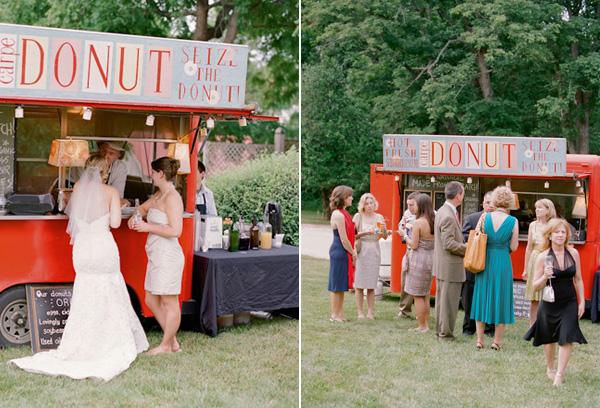 Пончики на свадьбу
