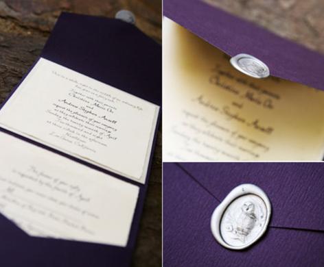 Приглашение на тематическую свадьбу