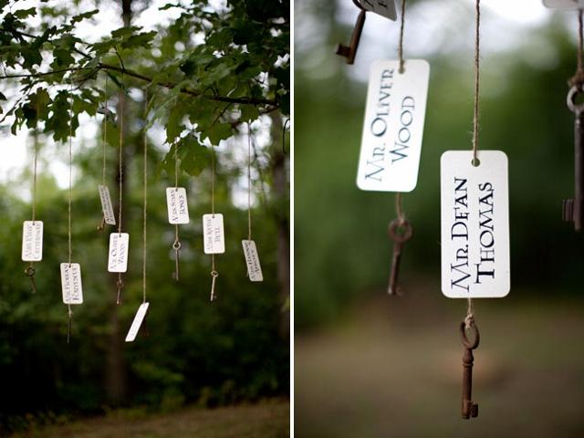Декор на свадьбу в стиле Гарри Поттера