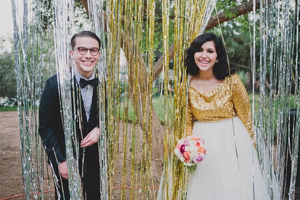 Металлик-свадьба