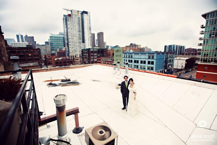 Индустриальный пейзажи для свадьбы