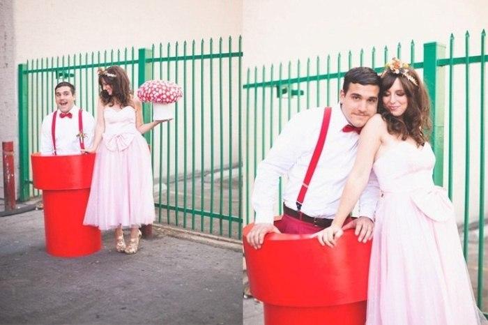Тематическая свадьба Марио
