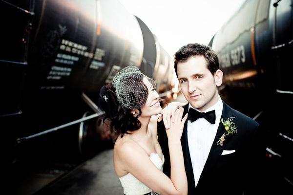 Индустриальная свадьба