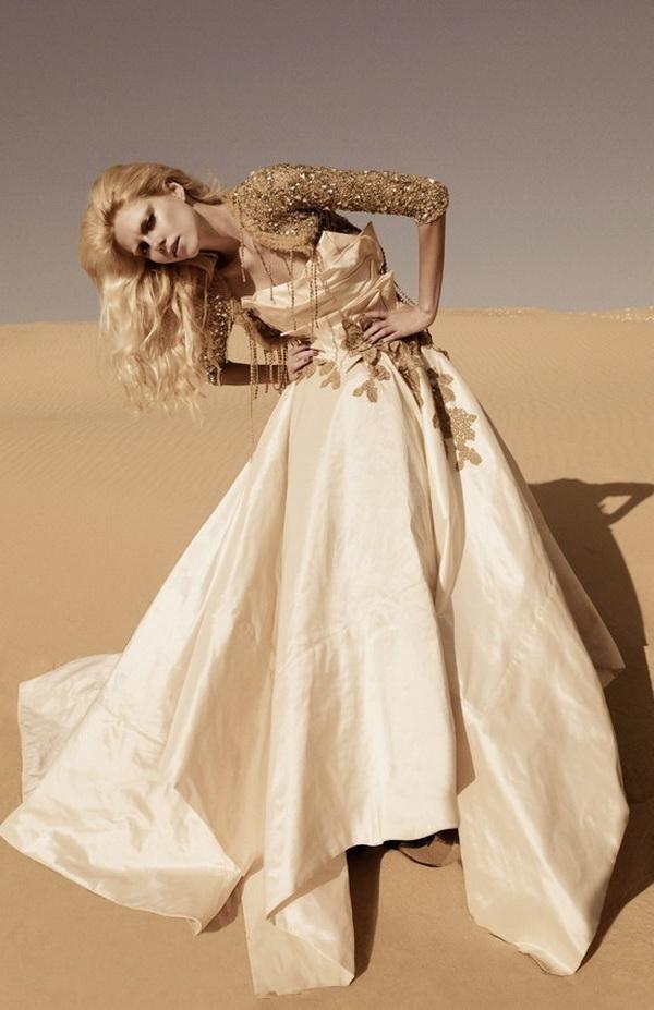 Фотосессия в пустыне