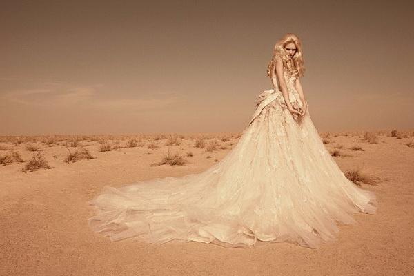 Свадебные платья Shady Zeineldine