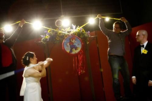 Тематические конкурсы на свадьбу