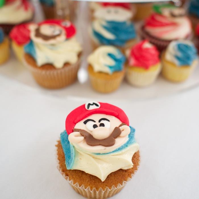 Капкэйк на свадьбу Марио