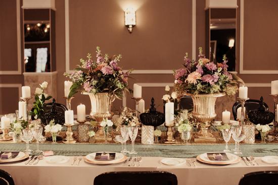 Шикарная флористика на свадьбу