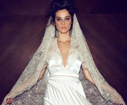 Свадебная коллекция Zahavit Tshuba