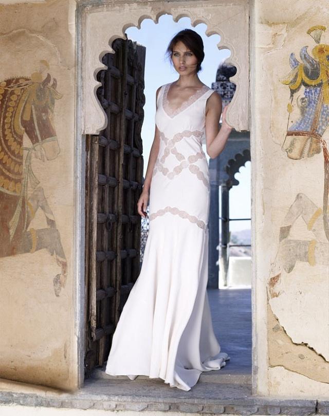 Восточный наряд для невесты