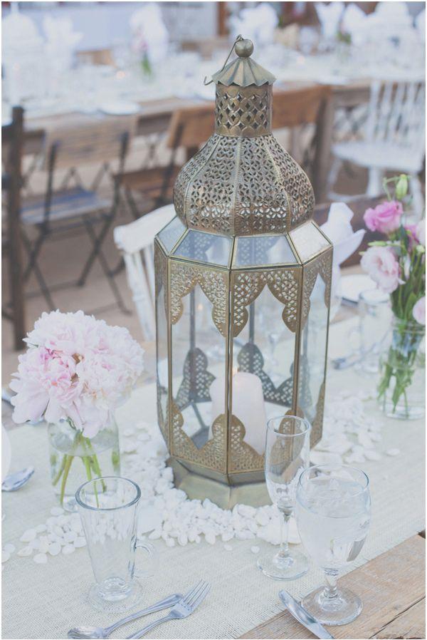 Марокканский фонарь