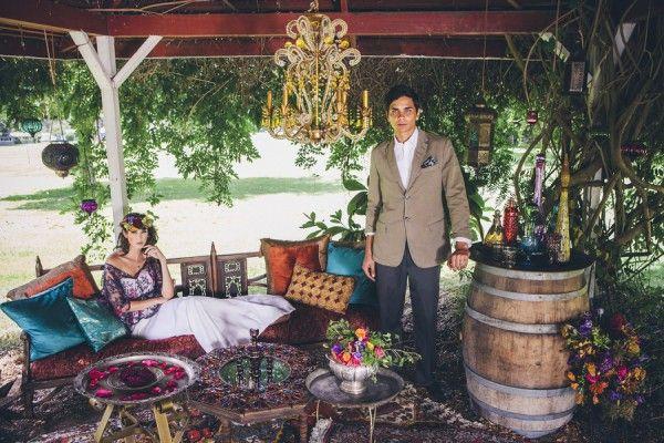 Организация стильных свадеб