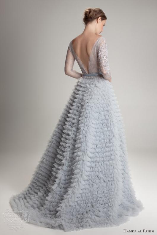 Тренды свадебных платьев 2014
