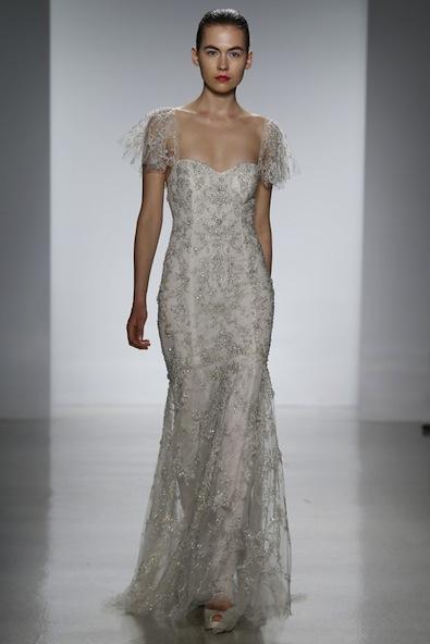 Свадебное платье в стиле Гэтсби