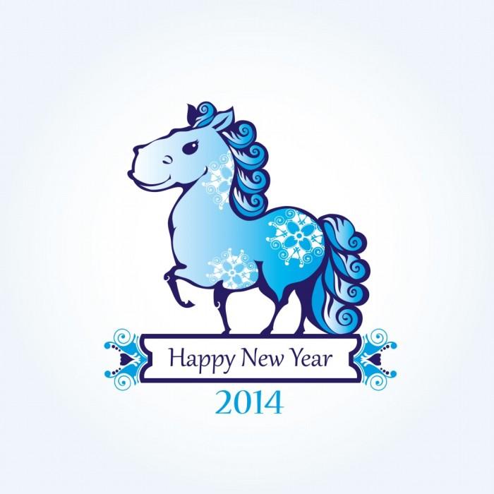 С Новым Годом 2014 свадьбы